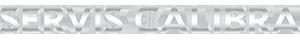 Auto Servis Calibra Mobile Logo